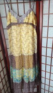 Urban Outfitters Kimchi & Blue Silk Dress